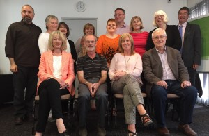 COSRT Trustees say farewell to outgoing Chair Trudy Hannington